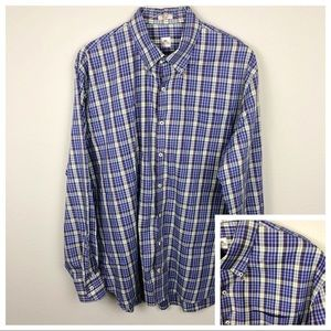 Peter Miller Plaid Button Down L/S Shirt